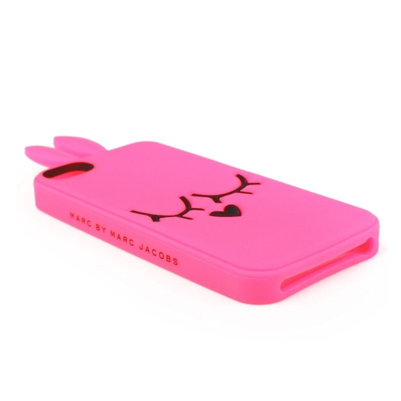 Silikonový kryt Králík pro iPhone 6/6s