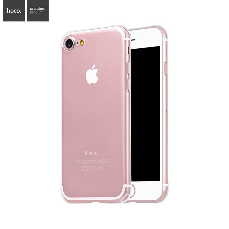 HOCO Light ultratenký kryt pro iPhone 7/8 čirý