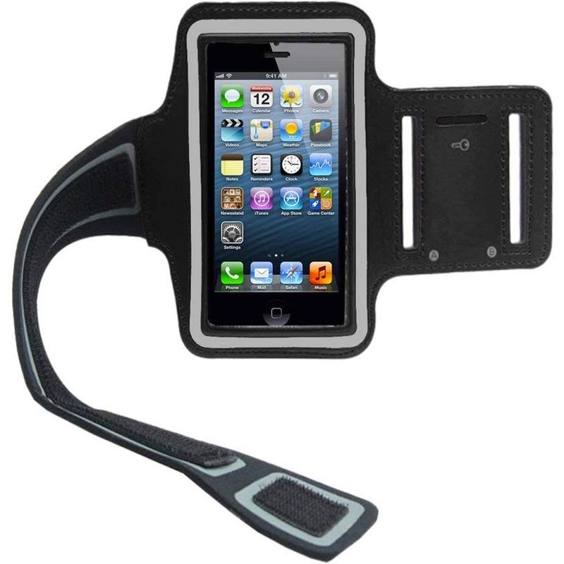 """Univerzální sportovní pouzdro na paži pro chytré telefony do úhlopříčky 4.5"""""""