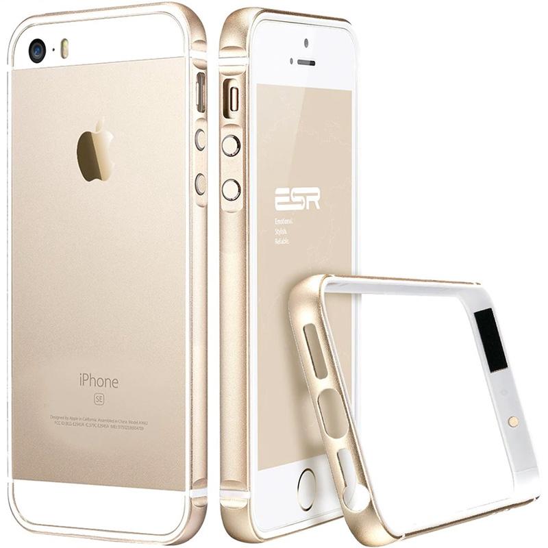 Ochranný rámeček ESR Fluencia Metal Bumper pro Apple iPhone 5/5s