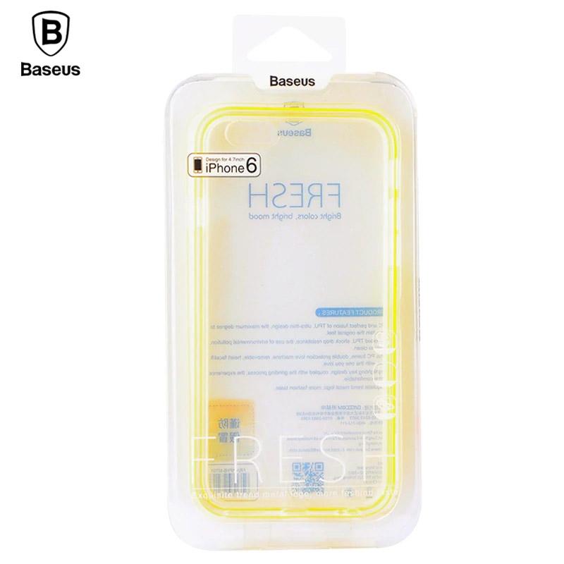 Kryt Baseus Bumper pro iPhone 6/6s žlutý