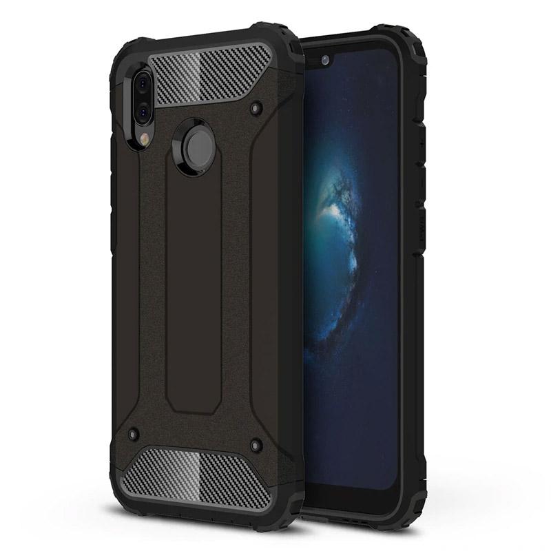 Armor odolný kryt pro Huawei P20 Lite černý