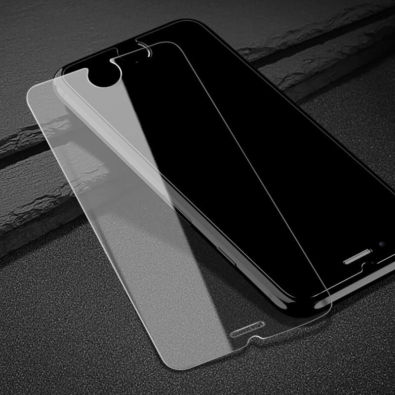 CAFELE ochranné tvrzené sklo na iPhone 7 Plus/8 Plus, 2.5D