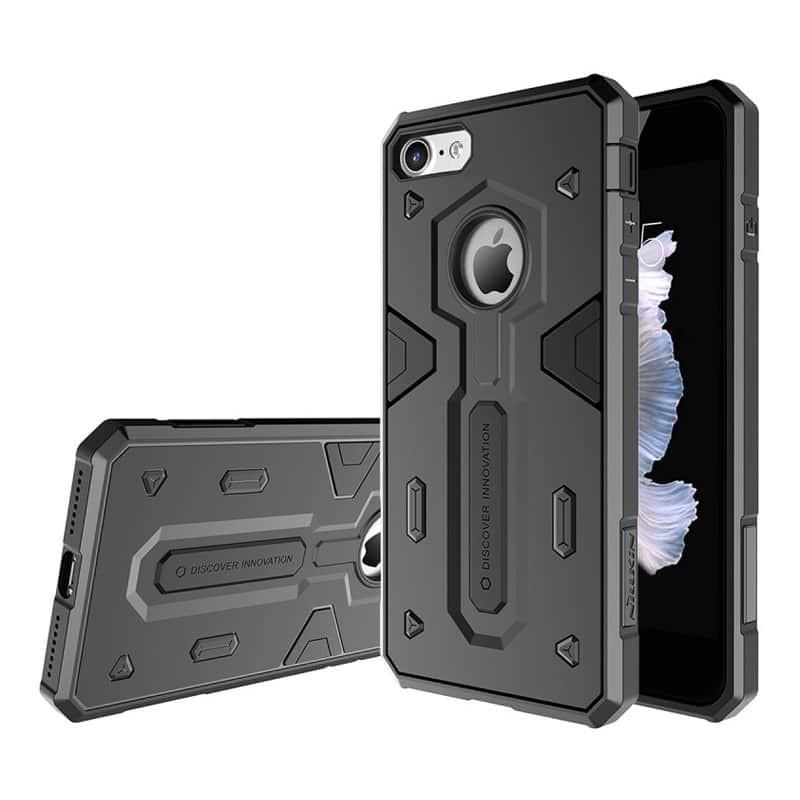 Ochranné pouzdro Nillkin Defender II pro iPhone 7/8 - černé