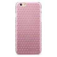 Kryt USAMS pro iPhone 6/6s s hvězdičkami růžový