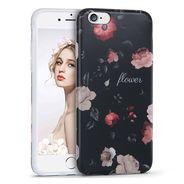 Stylový kryt Floral pro iPhone 6/6s