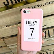 Stylový kryt pro iPhone 8/7 Lucky 7