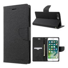 Pouzdro Mercury Fancy Diary pro iPhone 7 Plus/8 Plus černé