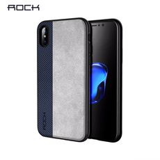 Pouzdro Rock Origin pro iPhone XS/X tmavě modré