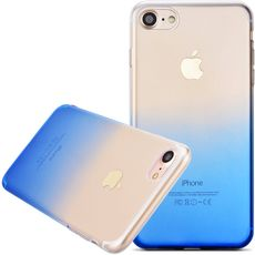 Kryt Gradient pro iPhone 7/8 modrý