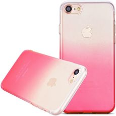 Kryt Gradient pro iPhone 7/8 růžový