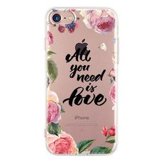 Kryt pro iPhone 7/8 Love Is All You Need