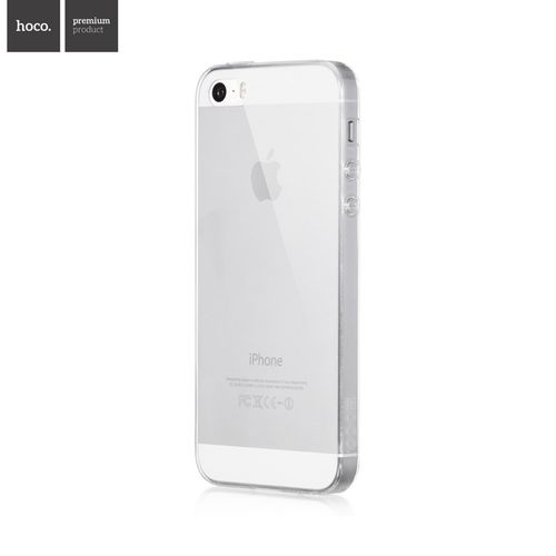 HOCO Light ultratenký kryt pro iPhone 5/5S/SE čirý