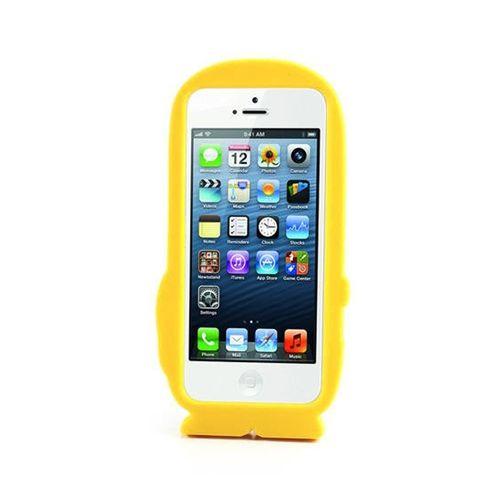 Silikonový kryt Minion pro iPhone 5/5s
