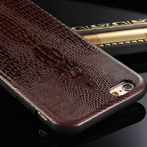 Kryt pro iPhone 6/6s ve stylu krokodýlí kůže