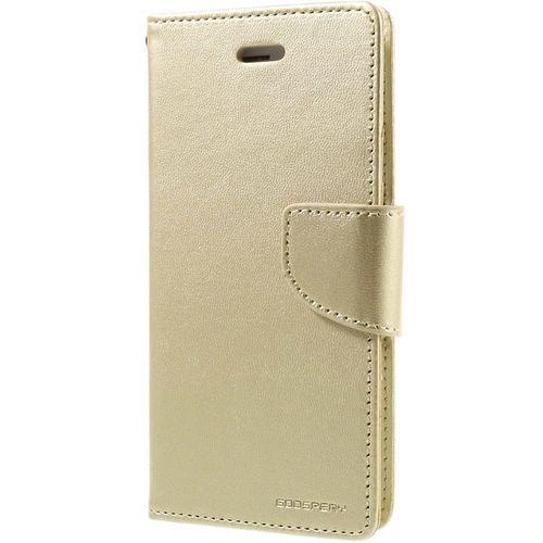 Mercury Bravo Diary pouzdro pro iPhone 7/8 zlaté