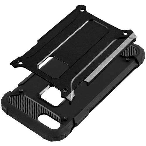Odolný kryt Armor pro iPhone 5/5S/5SE černý