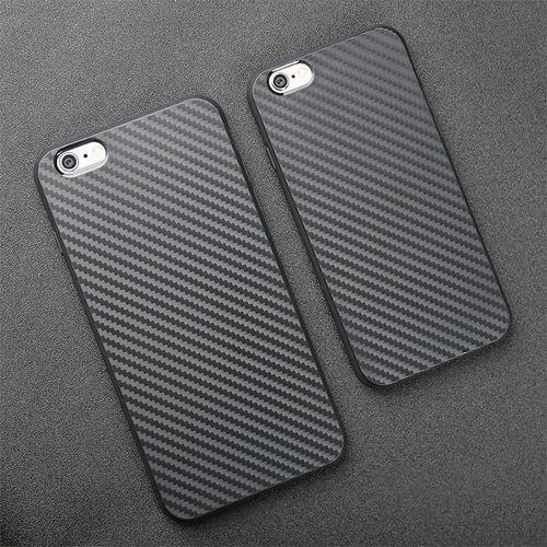 Ochranné pouzdro Carbon Fiber Texture pro iPhone 6/6s