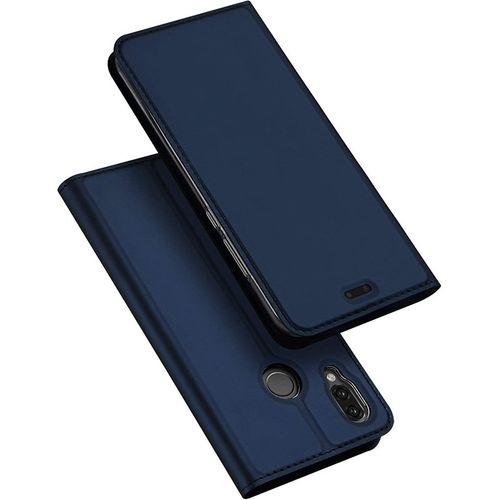 Luxusní pouzdro na Huawei P20 Lite DUX DUCIS Skin Pro, modré