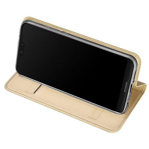 Luxusní pouzdro na Huawei P20 Lite DUX DUCIS Skin Pro, zlaté