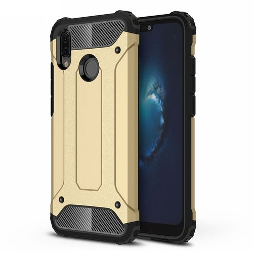 Armor odolný kryt pro Huawei P20 Lite zlatý