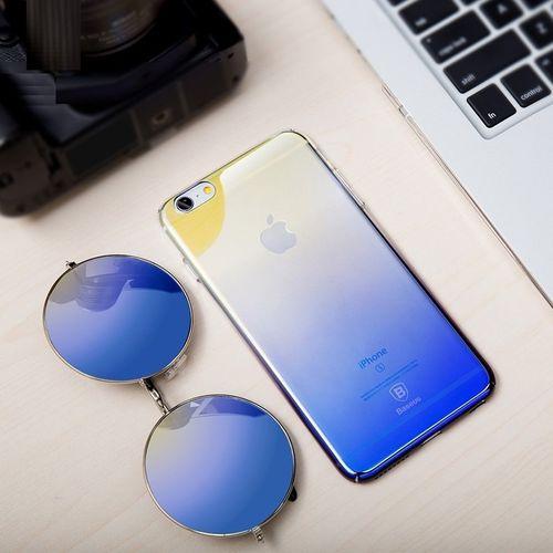 BASEUS Glaze lesklý průhledný kryt pro iPhone 6/6s