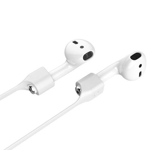 Baseus AirPods Strap pro sluchátka Apple AirPods - bílý