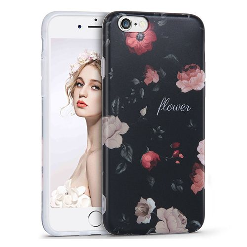 Stylový kryt Flower pro iPhone 6/6s