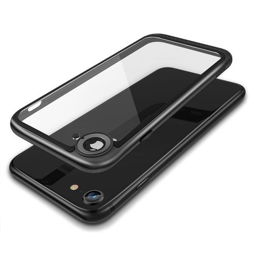 ESR Heavy Duty Dual Layer pouzdro pro iPhone 8/7 šedé