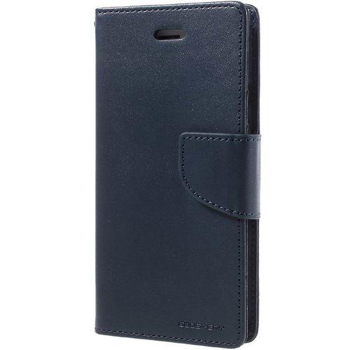 Mercury Bravo Diary pouzdro pro iPhone 7/8 tmavě modré