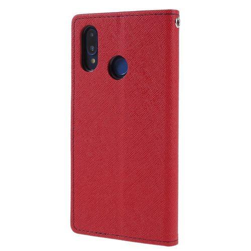 Mercury Fancy Diary pouzdro pro Huawei P20 Lite červené