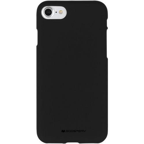 Mercury Soft Feeling pouzdro pro iPhone 7/8 černé