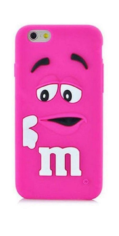 Silikonový kryt M&M pro iPhone 5/5s